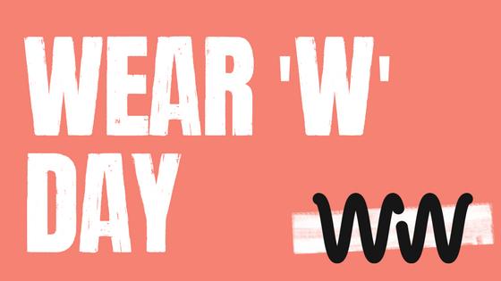 Wear 'W' Day - schools fundraising for Winston's Wish