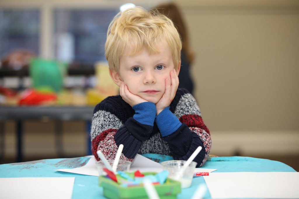 Never Too Young To Grieve - children Under 5s Publication