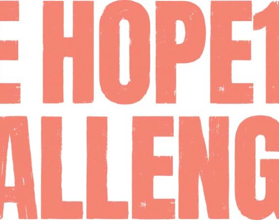 100 Different Ways to Complete your Hope100 Challenge