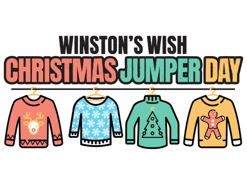 Christmas Jumper Day Winston S Wish